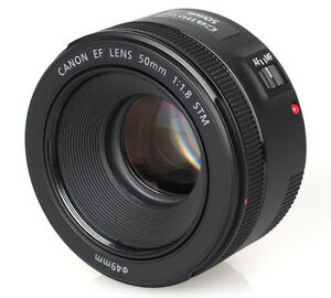 Canon EF 50mm 1.8 STM Trade for 40MM 2.8 STM Lens