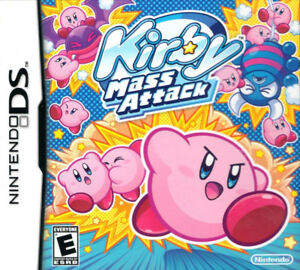 I'm looking for Kirby Mass Attack