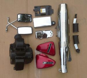 Suzuki S40 savage parts