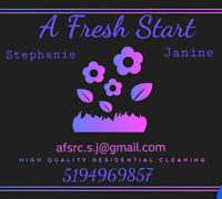 A fresh start residential cleaning