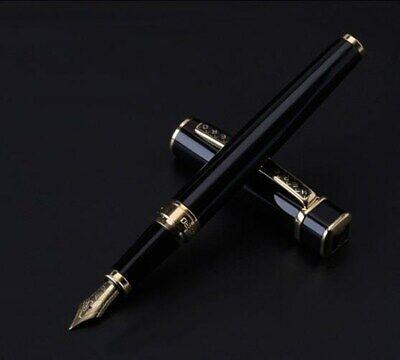 Hero 979 Fountain Pen Fine Nib 0.5mm iridium-point pen office pens best