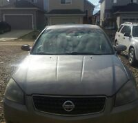2005 NISSAN ALTIMA *AS IS*