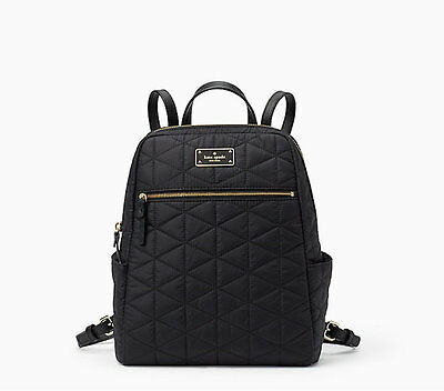 Kate Spade New York Backpack Blake Ave Quilted Mini Hilo NEW $279
