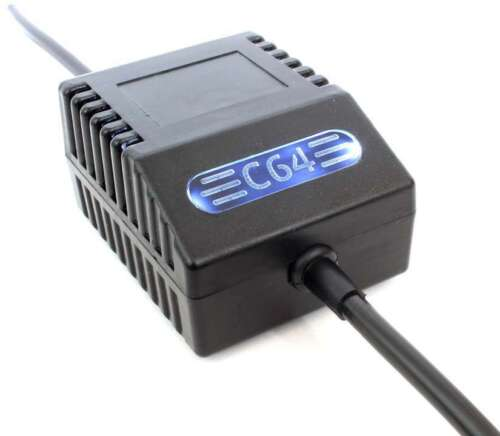 C64 PSU Classic US - Replacement Commodore 64 Power Supply