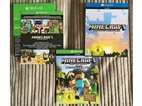Minecraft Xbox One Bundle