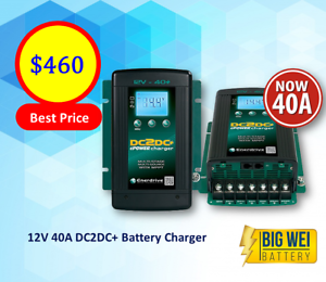 Enerdrive 12V 40A DC2DC  Battery Charger with MPPT for Solar Slacks Creek Logan Area Preview