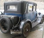 Wafa Art Deco Vintage Car Parts