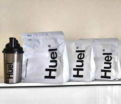 HUEL v3.0 - 3 BAGS x 1,71kg = 5,13 kg TOTAL  / New / Sealed. exp: 04/2021