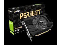 Palit NVIDIA GeForce RTX 2060 6GB Storm X Graphics Card Brand New