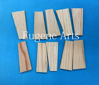 Canvas Keys--Stretcher Bar Tightening Corner Wedges, Pine Wood, High Quality