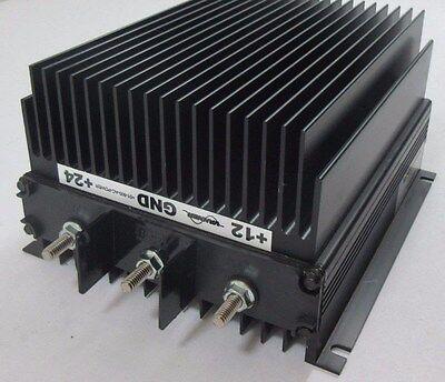 12 volt to 24 volt DC to DC Converter 50 AMP , VANNER MILITARY , SP00158-GEL
