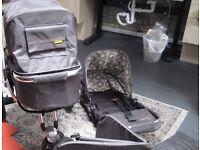 Cosatto travel system. Pram . Buggy. Pushchair