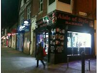 Barber shop for sale. Birmingham