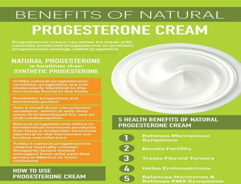 4Natural Progesterone 1000mg Cream Xtra strength USP certificate Feminine Balanc 6
