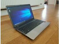 Samsung laptop, AMD A8 QUAD CORE, 6gb ram, 500gb hdd, Windows 10