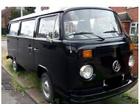 1979 VW Type 2 Bay Camper