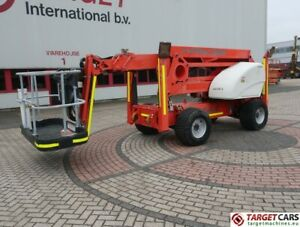 Niftylift SD210 ARTICULATED 4X4X4 DIESEL BOOM LIFT 2130CM