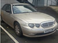Rover 75 automatic 2.0 diesel