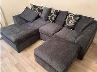 CLEARENCE SALE ON BRAND NEW BARCELONA CORNER SOFA AVAILABLE IN 3+2 SOFA SET AS WELL
