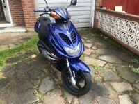 Yamaha, AEROX, 2005, 49 (cc)