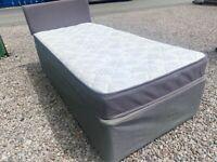 Single Divan Bed 3FT 😎 Comfy Mattress 😎 Quick Response !