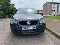 Volkswagen, POLO, Hatchback, 2006, Manual, 1390 (cc), 3 doors