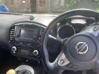 Nissan, JUKE, Hatchback, 2011, Manual, 1598 (cc), 5 doors