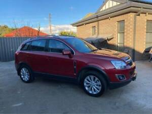 Well Maintained 2015 Holden Captiva 5 Lt (fwd) 6 Sp Automatic 4d Wagon