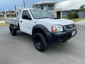 2009 Nissan Navara DX (4x4) Underwood Logan Area Preview
