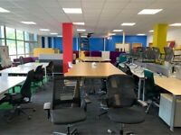 OFFICE FURNITURE SALE, MESSAGE FOR PRICES