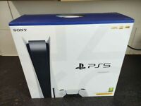 PlayStation 5 Console Brand New sealed Disc version