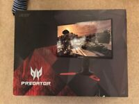 Acer Predator XB1 24 inch G-Sync gaming monitor