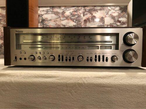 Technics SA-1000 Vintage Receiver 330 Watts Very Rare