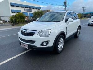 2012 Holden Captiva 5 (4x4) Underwood Logan Area Preview