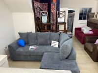 MEGA SALE ON ALL BRAND NEW DYLAN L SHAPE CORNER AND 3+2 SEATER SOFA SET AVAILABLE IN 4 COLORS