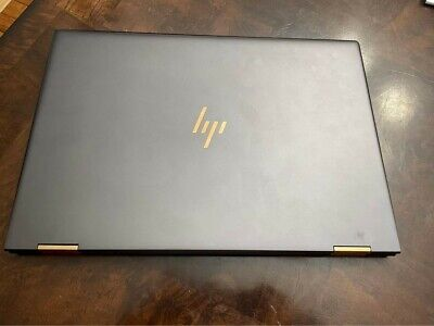 "HP Spectre X360 15.6"" 4k Touchscreen Core I7 512 GB SSD 16 GB RAM"