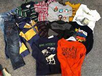 Bundle of Boys Clothes - age 18-24 months