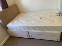 Unbelievable Quality ¬ New Divan Double Size Bed & Mattress