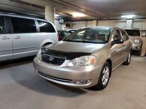 2008 Toyota Corolla Limited Edition SUNROOF+ MAGS + AC
