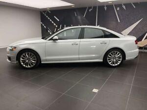 2016 Audi A6 3.0T TECHNIK++
