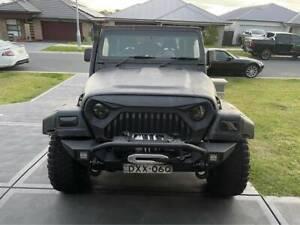 Jeep TJ Wrangler 97