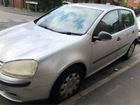 Volkswagen, GOLF, Hatchback, 2007, Manual, 1390 (cc), 5 doors