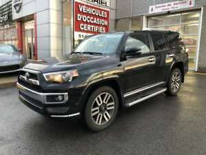 2015 Toyota 4Runner Limited 4WD V6 LEATHER+NAVI GPS+SUNROOF+CAME