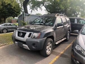2010 Nissan Xterra Off-Road 4WD PNEU NEUF!! FINANCEMENT DISPONIB