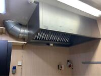 Catering equipment commercial stainless steel ventilation canopies restaurant kitchen items