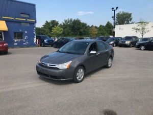 2009 Ford Focus SE BAS KM SEULEMENT43 500 KM! WOW!! AC,CRUISE,D&