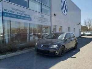 2017 Volkswagen GTI AUTOBAHN TOIT OUVRANT, CLIM A DOUBLE, CAM RE