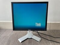 """Dell 1908FPt 19"""" LCD Strong Tough Monitor"""