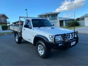 2004 Nissan Patrol DX (4x4) Coil Cab Underwood Logan Area Preview
