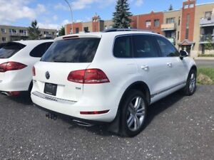 2014 Volkswagen Touareg TDI Executive